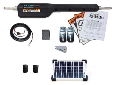 Mighty Mule EZGO-SOLAR Gate Opener Solar Kit