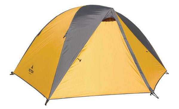 Teton Sports Mountain Ultra Tent; 1-4 Person Backpacking Dome Tent