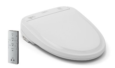 TOTO SW584#01 S350e Washlet Electronic Bidet Toilet Seat with Auto Open and Close