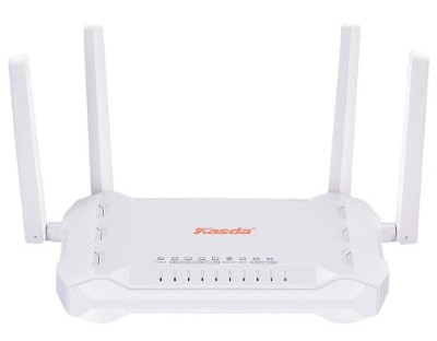 Kasda AC1200 Dual Band Wireless Router, Long Range Wifi Router 5dBi