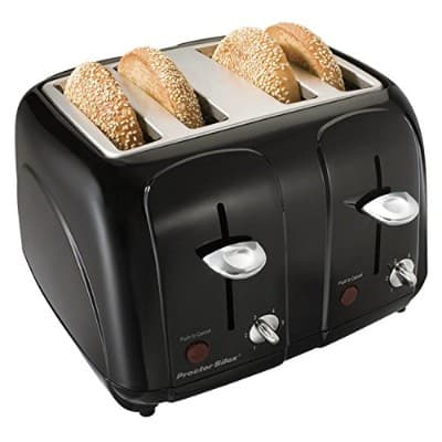 Proctor Silex Cool-Touch 4-Slices Toaster (24201)