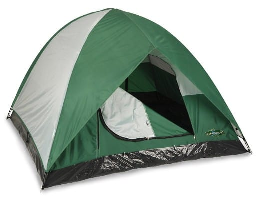Stansport McKinley Camping Dome Tent, 3-Person