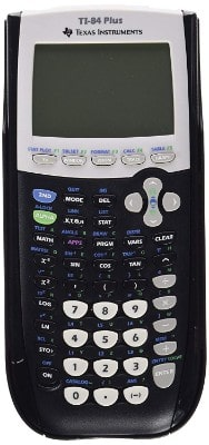 TEXTI84PLUS - Texas Instruments TI-84Plus Programmable Graphing Calculator