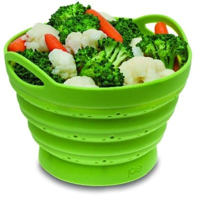 Joie Collapsible Colander and Food Steamer