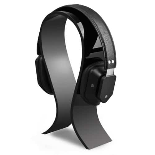 AmoVee Acrylic Headphone Stand Gaming Headset Holder:Hanger