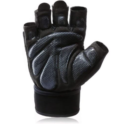 Aoliga Workout Gloves with Wrist Wrap Support