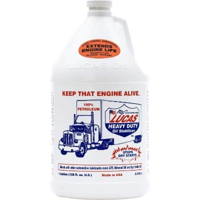 #1 AI Innovations LUC10002 Lucas Heavy Duty Oil Stabilizer, 1 Gallon