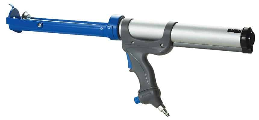 COX 63002 Berkshire 29-Ounces Cartridge Pneumatic Caulk Gun