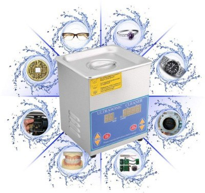 Ultrasonic Cleaner Commercial and Jewelry Ultrasonic Cleaner with Heater