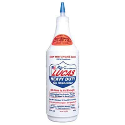 #2 Lucas 10001 Heavy Duty Oil Stabilizer - 32 oz.