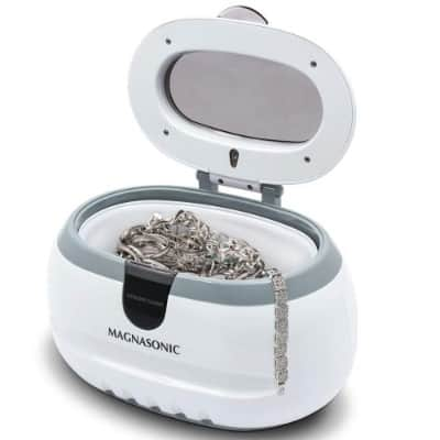 Magnasonic Professional Ultrasonic Jewelry Cleaner Machine (CD2800)