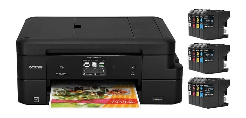 Brother Inkjet Printer, MFC-J985DW XL