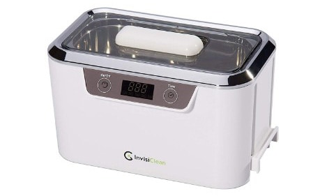 InvisiClean Professional Ultrasonic Cleaner Machine for Jewelry, Diamonds, Eyeglasses
