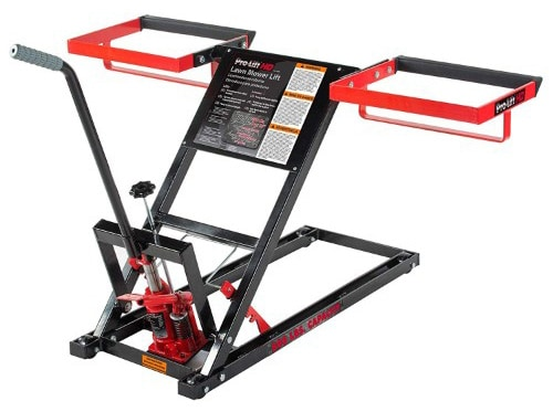Pro Lift T-5305 Lawn Mower Lift with Hydraulic Jack
