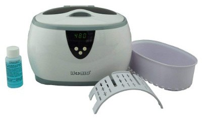 iSonic D3800A Digital Ultrasonic Cleaner, 1.3Pt:0.6L, 110V