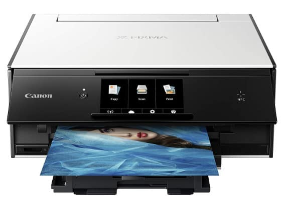 Canon TS9020 Wireless All-In-One Printer with Scanner and Copier