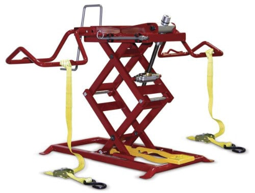 MoJack ZR Mower Lift - 250lb Lifting Capacity, Fits Most Residential And Small ZTR Mowers