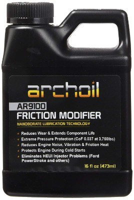 #7 Archoil AR9100 Oil Additive (16oz) for All Vehicles - Powerstroke Cold Starts