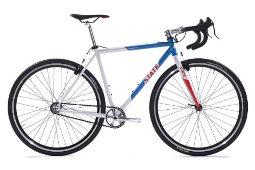 State Bicycle Offroad Division Single Speed Cyclocross Standard Bike