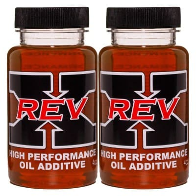 #8 REV-X Stiction Fix Oil Treatment - Two 4 fl. oz. Bottles