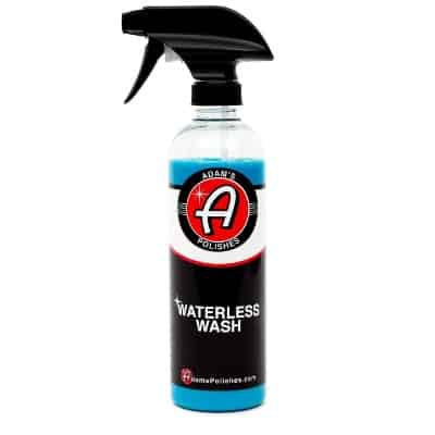 Adam's 16 Ounce Waterless Car Wash