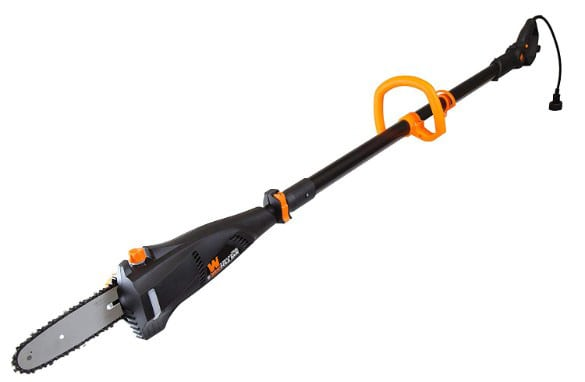 WEN 4021 8-Inch 6.5A Electric Telescoping Pole Saw