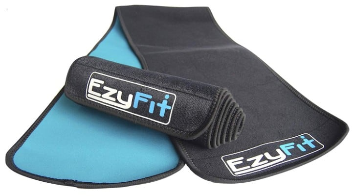 EzyFit Waist Trimmer - Premium Weight Loss Exercise Ab Belt