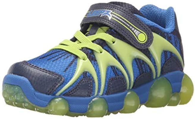 Stride Rite Leepz Light up Sneaker (Toddler:Little Kid)