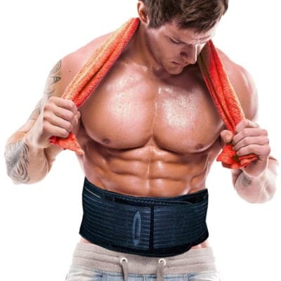Iron Bull Strength The Shred Belt - Waist Trimmer Belt