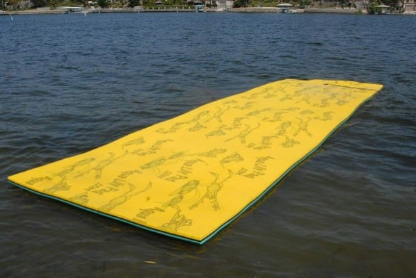 Top 12 Best Floating Water Mats In 2019 Full Reviews