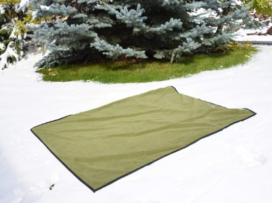 100% Waterproof Outdoor Blanket- Picnic Blanket Camping Blanket Travel Blanket