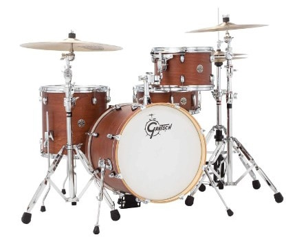 Gretsch CT1J484SWG 2014 Catalina Club Jazz 4-Piece Shell Pack