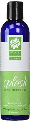 Sliquid Organics Splash Balance Gentle Feminine Wash