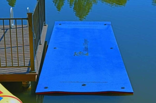 Island Hopper 20 Foot Water Walk Floating Foam Mat