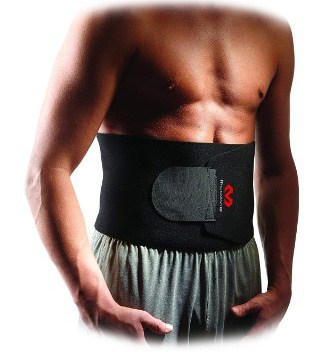 McDavid Waist Trimmer Belt, Waist Trainer for Men, Promotes SWEAT & WEIGHT LOSS