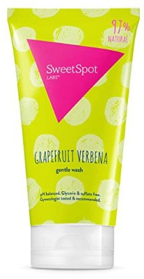 SweetSpot Labs, Natural and pH Balanced, Gentle Feminine Body Wash
