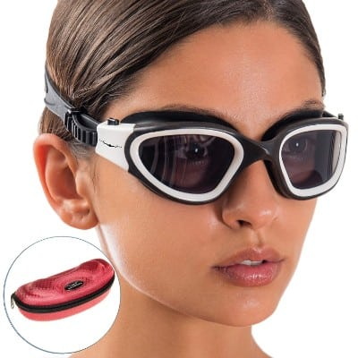 AqtivAqua Wide View Swim Goggles || Swim Workouts