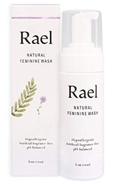 Rael Natural Feminine Cleansing Wash