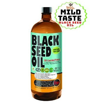 MILD TASTING Premium Black Seed Oil Cold Pressed