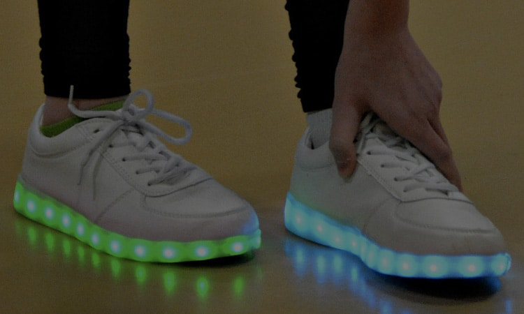 12 Best Light Up Shoes In 2020 — The Stylish Ones