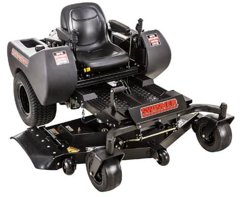 Swisher ZTR2454BS-CA 24 hp B&S ZTR California Compliant Trail Mower, Black