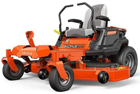 Ariens IKON-X 52 Zero Turn Mower 23hp Kawasaki FR691 Series