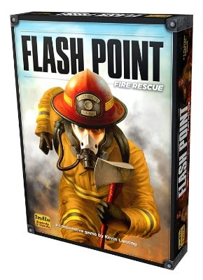 Indie Boards & Cards Flash Point Fire Rescue 2nd Edition