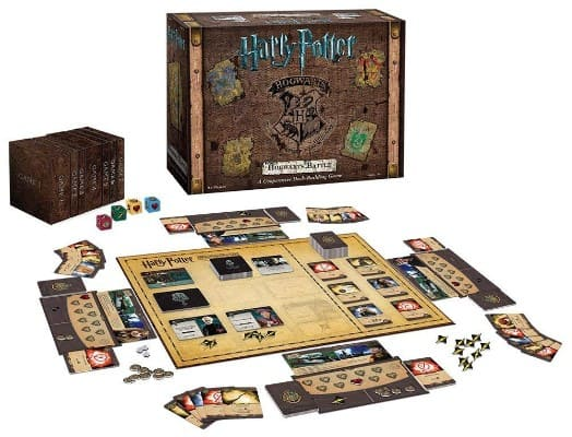 Harry Potter Hogwarts Battle Cooperative Deck Building Card Game
