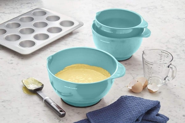KitchenAid Mixing Bowls, Set of 5