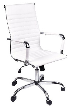 Elecwish Adjustable Office Executive Swivel Chair