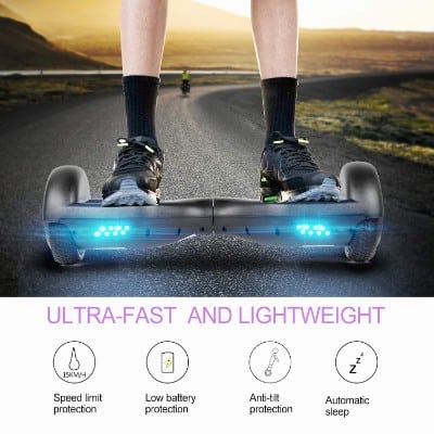 Sea Eagle Hoverboard Self Balancing Scooter Hover Board
