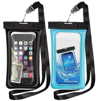 new products 05cc3 a2f2e The 13 Best Waterproof Phone Pouches Reviews In 2019 — THE10PRO