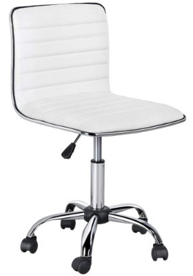 Awe Inspiring Top 14 Best White Office Chairs In 2019 Reviews Guides Inzonedesignstudio Interior Chair Design Inzonedesignstudiocom