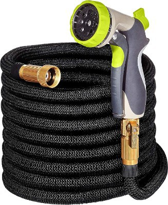 50ft Garden Hose - ALL NEW Expandable Water Hose